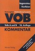 VOB, Teile A und B, Kommentar, CD-ROM