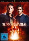 Supernatural - Die komplette fünfte Staffel (7 Discs)
