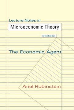 Lecture Notes in Microeconomic Theory - Rubinstein, Ariel