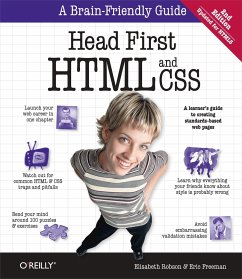 Head First HTML and CSS - Robson, Elisabeth; Freeman, Eric