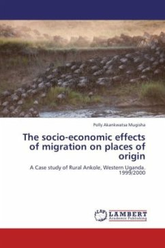 The socio-economic effects of migration on places of origin