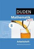 Mathematik Na klar! 8. Schuljahr. Arbeitsheft Regionale Schule Mecklenburg-Vorpommern