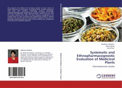 Systematic and Ethnopharmacognostic Evaluation of Medicinal Plants