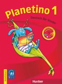 Planetino 1. Arbeitsbuch mit CD-ROM