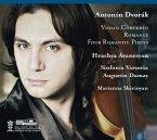 Violinkonzert/Romanze/Vier Romantische S
