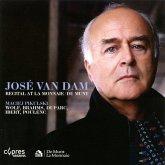 Jose Van Dam-Rezital Im La Monnaie/Brüss
