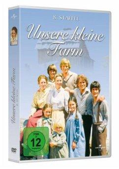 Unsere kleine Farm - 8. Staffel DVD-Box - Michael Landon,Karen Grassle,Melissa Gilbert
