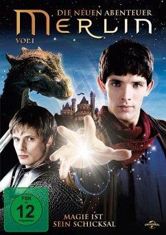 Merlin - Die neuen Abenteuer, Vol. 01 (3 DVDs) - Colin Morgan,Bradley James,Richard Wilson