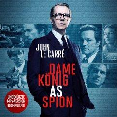 Dame, König, As, Spion / George Smiley Bd.5 (2 MP3-CDs) - Le Carré, John