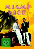 Miami Vice - Season 3 DVD-Box