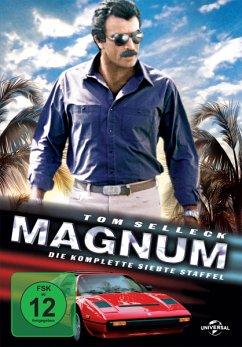 Magnum - Die komplette siebte Staffel DVD-Box - Tom Selleck,John Hillerman,Roger E.Mosley