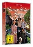 Unsere kleine Farm - 2. Staffel DVD-Box