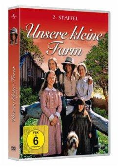 Unsere kleine Farm - 2. Staffel DVD-Box - Michael Landon,Karen Grassle,Melissa Gilbert