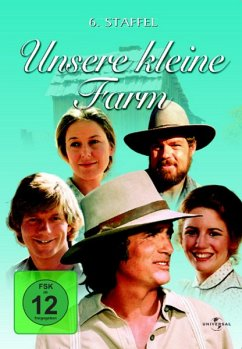 Unsere kleine Farm - 6. Staffel DVD-Box - Michael Landon,Karen Grassle,Melissa Gilbert