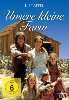 Unsere kleine Farm - 1. Staffel DVD-Box - Michael Landon,Karen Grassle,Melissa Gilbert