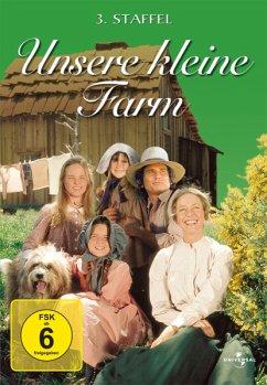 Unsere kleine Farm - 3. Staffel DVD-Box - Michael Landon,Karen Grassle,Melissa Gilbert