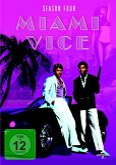 Miami Vice - Season 4 DVD-Box