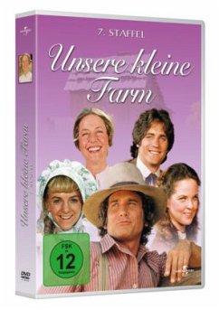 Unsere kleine Farm - 7. Staffel DVD-Box - Michael Landon,Karen Grassle,Melissa Gilbert
