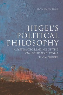 Hegel´s Political Philosophy