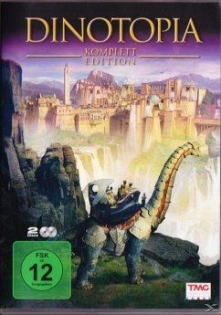 Dinotopia - Komplett-Edition (3 Discs)