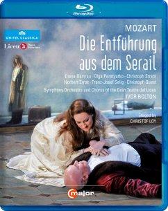 Die Entführung Aus Dem Serail - Bolton/Damrau/Peretyatko/Strehl