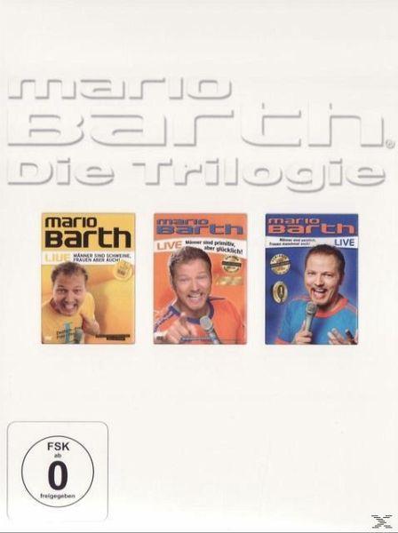mario barth die trilogie 3 discs film auf dvd. Black Bedroom Furniture Sets. Home Design Ideas