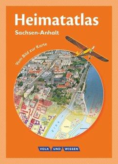 Heimatatlas für die Grundschule. Atlas für Sach...