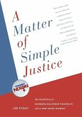 Matter of Simple Justice
