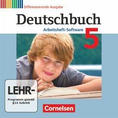 Deutschbuch - Band 1: 5. Schuljahr (PC)