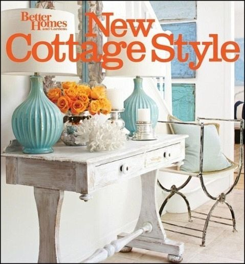 New Cottage Style 2nd Edition Better Homes And Gardens