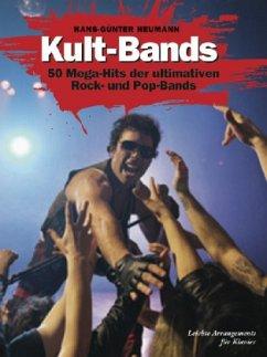 Kult Bands, für Klavier