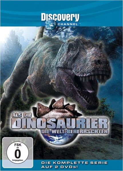 als die dinosaurier die welt beherrschten