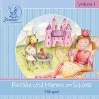 Rosalie & Hanno im Schloss, 1 Audio-CD