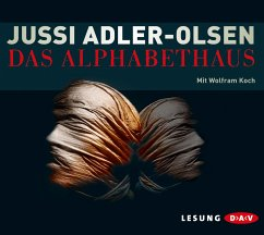 Das Alphabethaus (MP3-Download) - Adler-Olsen, Jussi