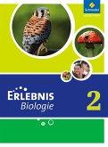 Erlebnis Biologie 2. Schülerband. Hauptschule. Nordrhein-Westfalen