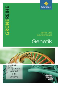 Genetik, CD-ROM / Grüne Reihe, Materialien SII,...