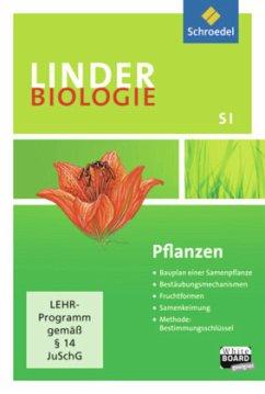 Pflanzen, CD-ROM, CD-ROM / Linder Biologie, Lernsoftware für die Sekundarstufe I