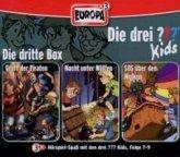 Die drei ??? Kids Box 03. Folgen 7 - 9 (drei Fragezeichen) 3 CDs