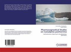Pharmacognostical Studies on Caesalpinia pulcherrima