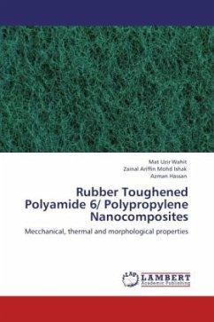 Rubber Toughened Polyamide 6/ Polypropylene Nanocomposites