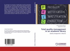 Total quality management in an academic library