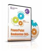 PowerPoint Baukasten 365+ - Moderne Präsentationen fertig in Minuten, DVD-ROM