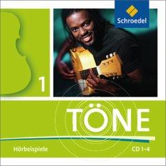Töne. Hörbeispiele 1 / 4 CDs