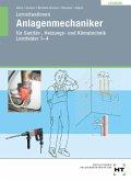 Lernsituationen für Anlagenmechaniker. Lösungen
