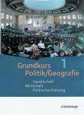 Grundkurs Politik/Geografie 1. Arbeitsbücher für die gymnasiale Oberstufe. Rheinland-Pfalz