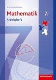 Mathematik 7. Arbeitsheft mit Lösungen. WPF1. Realschule. Bayern