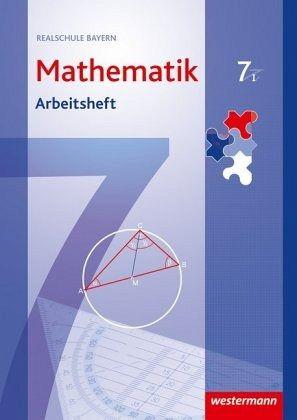 mathematik 7 arbeitsheft mit l sungen wpf1 realschule bayern schulbuch. Black Bedroom Furniture Sets. Home Design Ideas