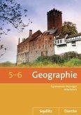 Seydlitz / Diercke Geographie 5 / 6. Arbeitsheft. Thüringen