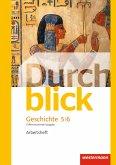 Durchblick Geschichte und Politik 5 / 6. Arbeitsheft. Differenzierende Ausgabe. Niedersachsen