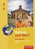 Heimat und Welt Gesellschaftswissenschaften 5 / 6. Arbeitsheft. Saarland